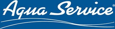 Aqua Service waterverzachter logo