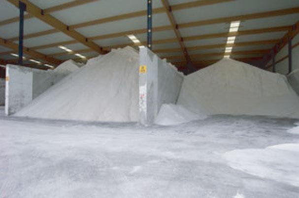 onderhoud waterverzachters met zout