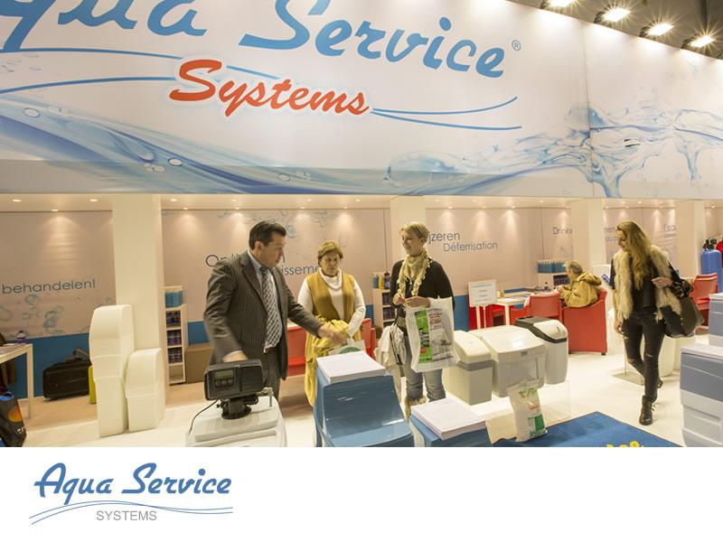 Ontkalken van water met Aqua Service