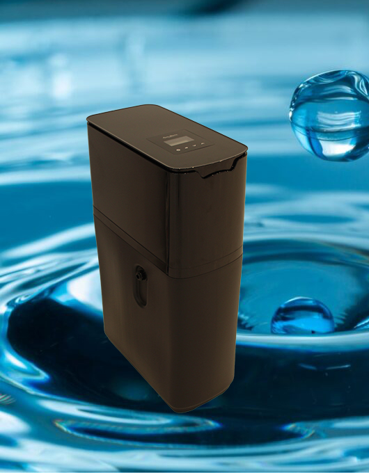 Nieuwste technologie van waterverzachters